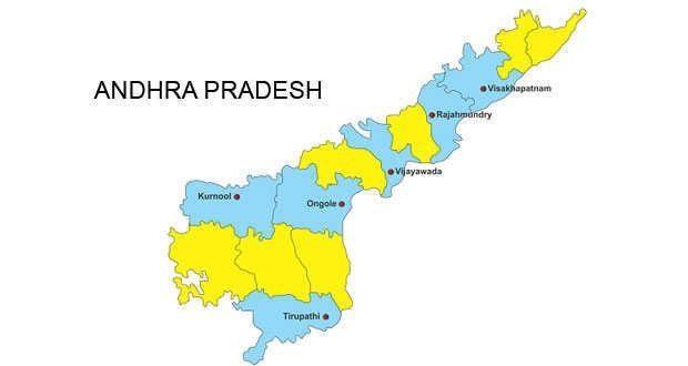 ఆంధ్రప్రదేశ్ కొత్త రాజధాని.. లక్ష ఎకరాల్లో.!