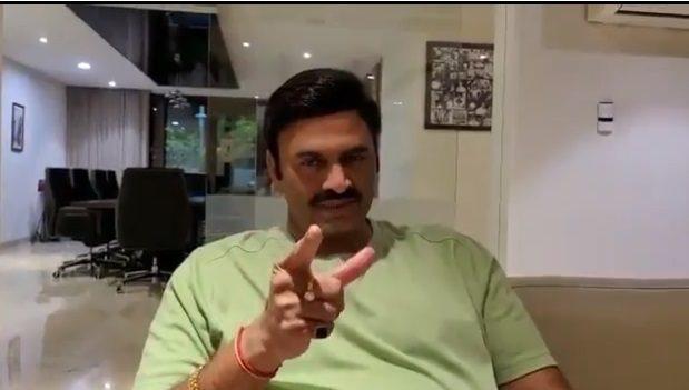 'రఘురామ' సవాల్.. సీఎం జగన్కి ఓటమి తప్పదట.!