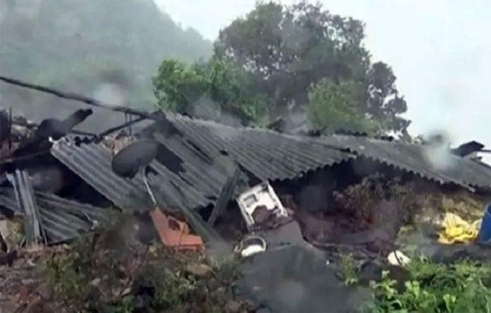 మహారాష్ట్రలో భారీ వర్షాలు..! కొండచరియలు విరిగిపడి 36 మంది మృతి