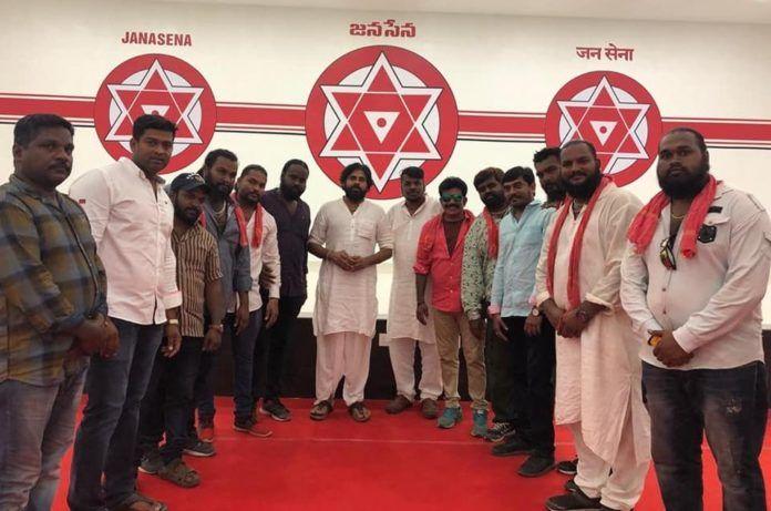Gabbar Singh Gang Telugu Bulletin