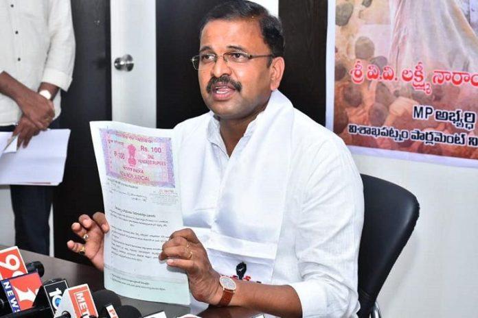 Jd Lakshmi Narayana Telugu Bulletin