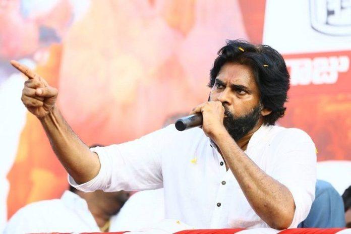 Pawan Kalyan Rayalaseema Telugu Bulletin