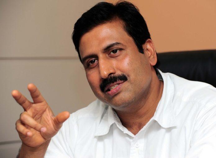 Ravi Prakash Telugu Bulletin