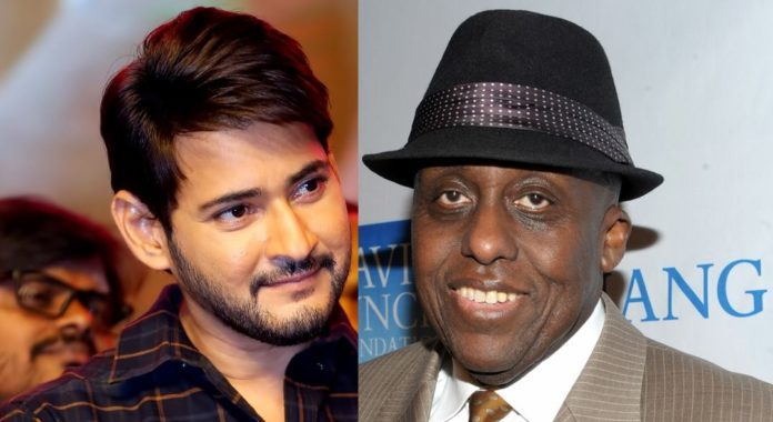 Bill Duke Wants Mahesh Babu As Spy