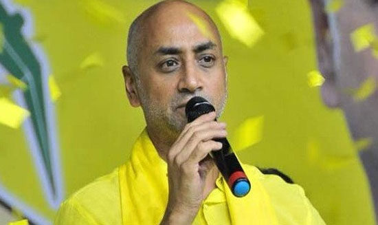 Galla Jayadev Telugubulletin