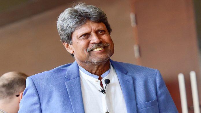 Kapil Dev Telugu Bulletin