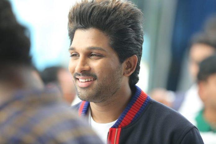 Allu Arjun Telugubulletin