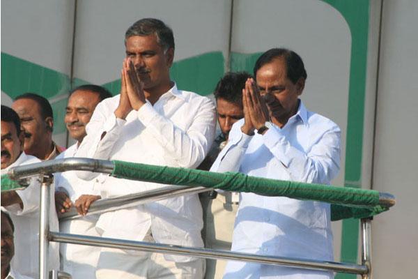 All is well between KCR-Harish Rao! | Telugu Bulletin