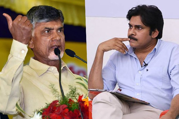 How Could Pawan Do That Chandrababu