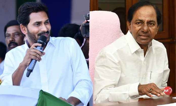 Kcr Jagan Telugubulletin