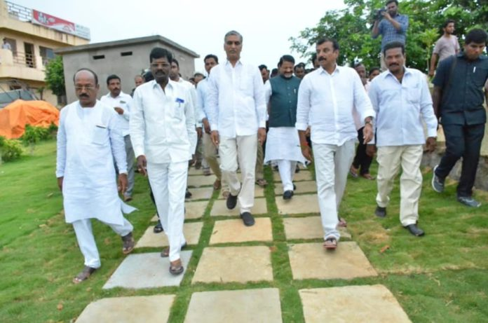 Harish Rao to launch his own party! | Telugu Bulletin