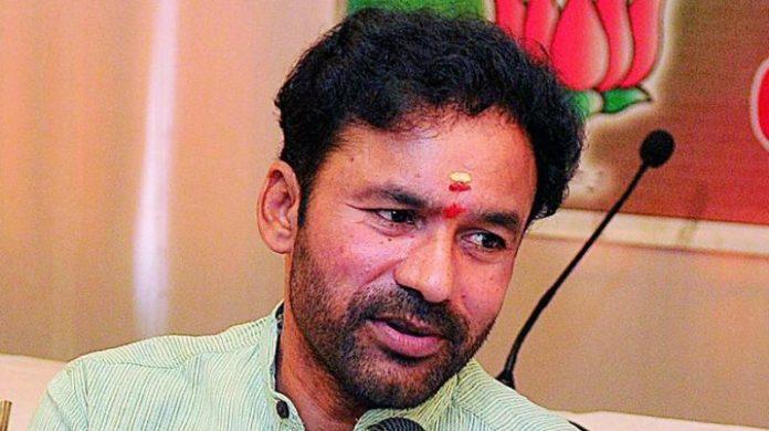 Kishan Reddy Telugubulletin