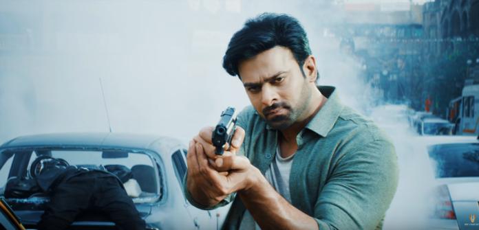 Saaho Teaser Telugubulletin