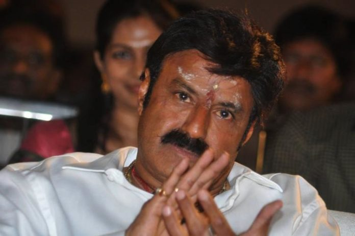 Balayya miffed with his producer Find out why