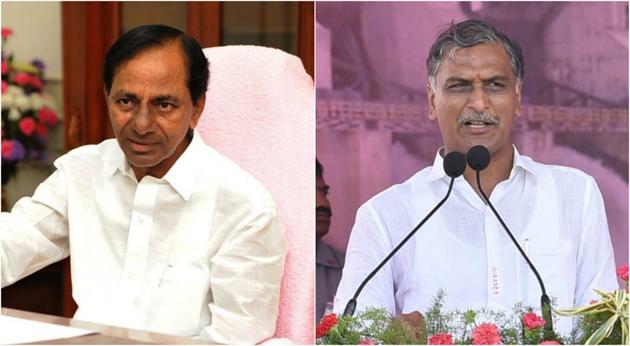 KCR to induct Harish Rao into his cabinet! | Telugu Bulletin