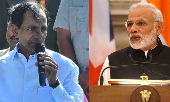 Modi Kcr Telugubulletin
