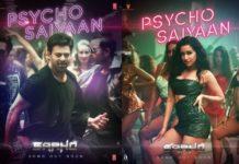 Psycho Saiyaan Saaho Telugubulletin