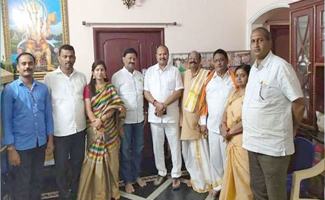 Yamini Sadineni Telugubulletin