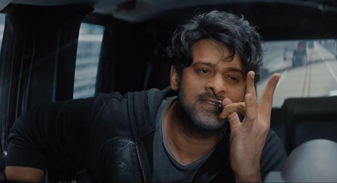 Saaho Trailer Telugubulletin