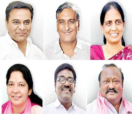 Kcr New Cabinet Expansion Special