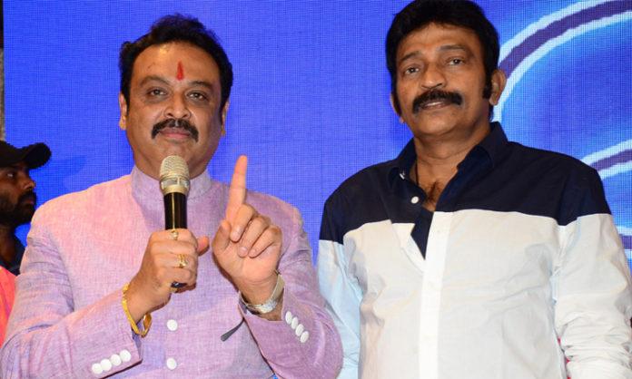 Maa Controversy Again Clash Between Naresh Rajasekhar Team