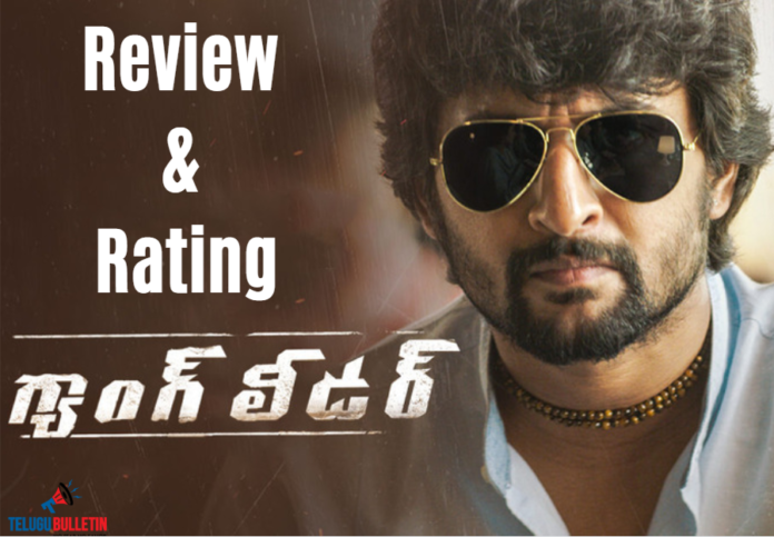 Gang Leader Movie Review Rating