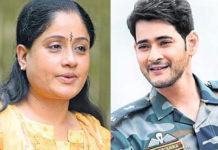 Vijayashanti Gives Serious Warning To Mahesh Babu's Team