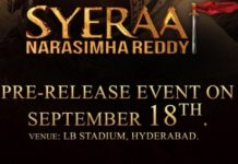 Why Ktr Is Not Attending Sye Raa Pre Release Event