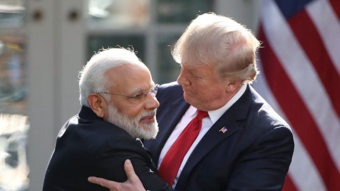 Trump Linked Mexico Border Issue With India's Kashmir