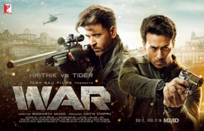 'War' Movie Rating Review : Hrithik dominates Tiger