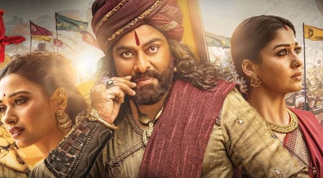 Tb Special: Sye Raa To Break These Records By Today!