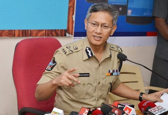 Ap Dgp Warns Tdp To Stop Baseless Comments