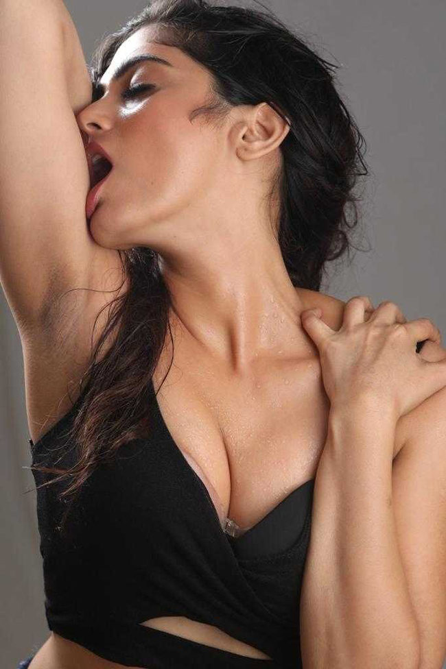 Pic Talk: Naina Ganguly Spices It Up