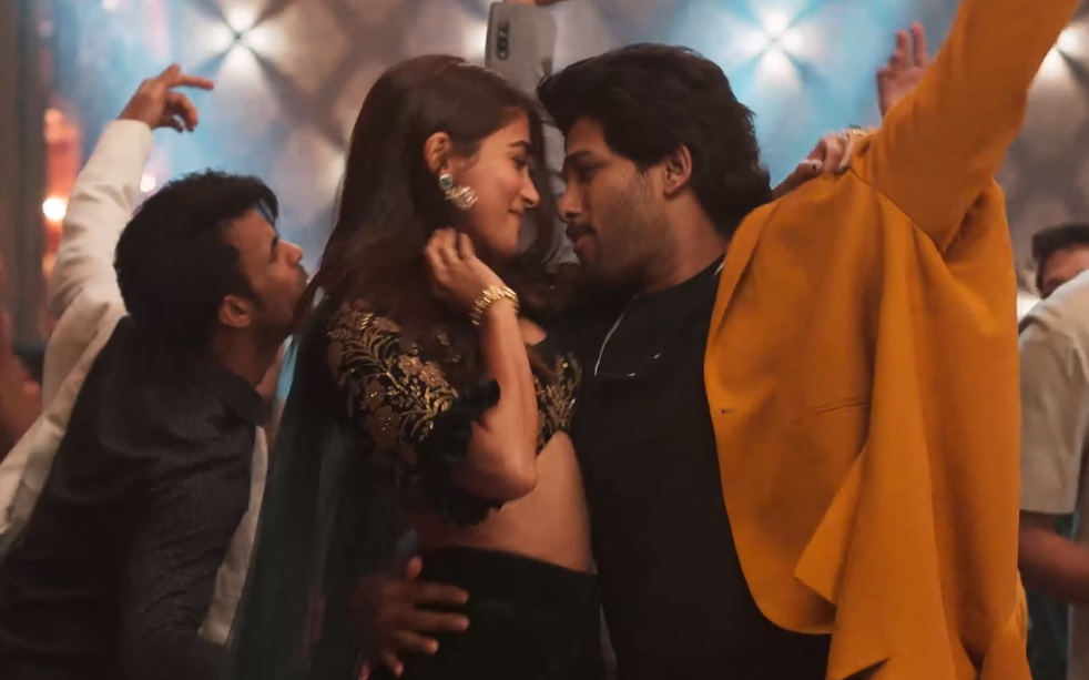 Video: Ala Vaikunthapurramuloo 'Ramuloo Ramulaa' Song Teaser