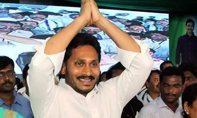 Cheif Minister YS Jagan's bridge course for Government school students