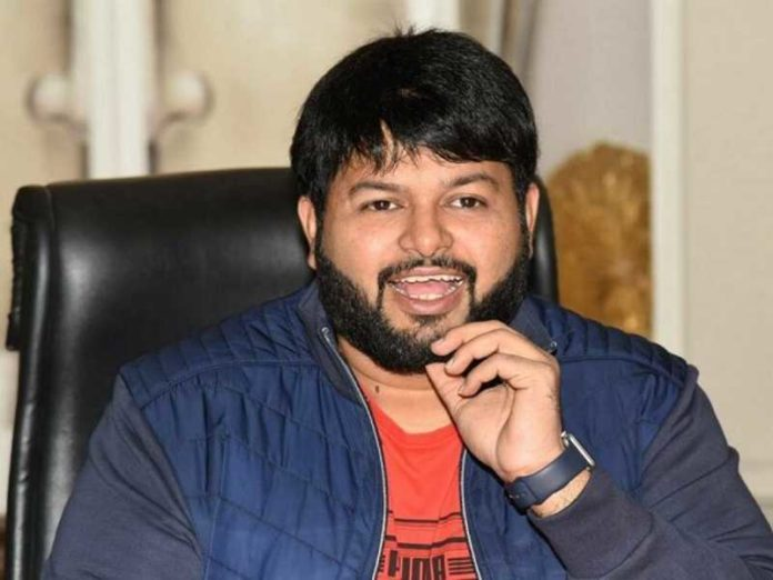 Thaman's Dream Come True All Because Of Trivikram?