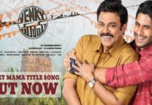 Video: Venky Mama Title Song