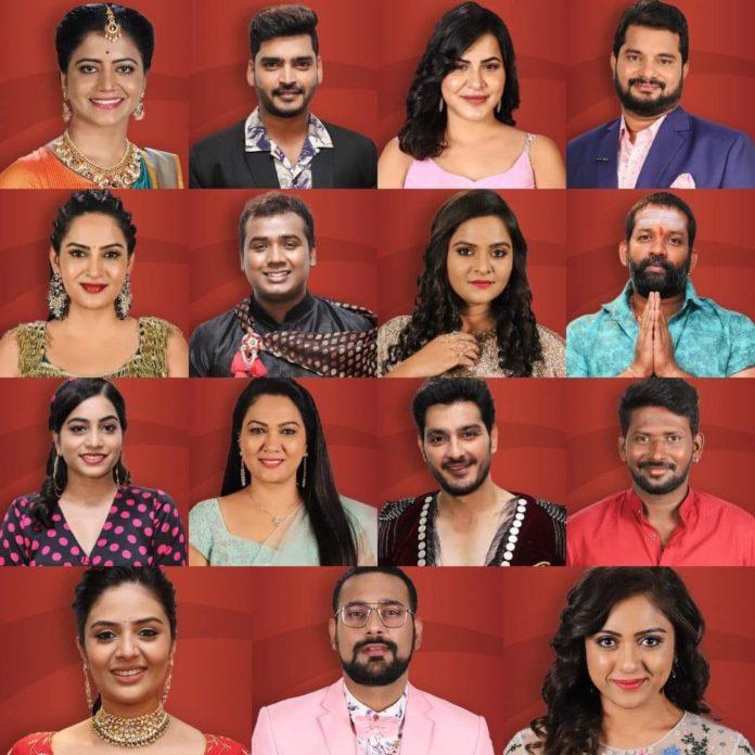 Bigg Boss 3 Telugu Housemates And Their Awards