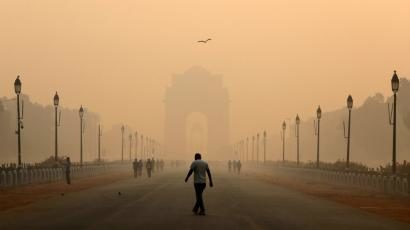 Bjp Leader Blames Pakistan, China For Delhi Pollution