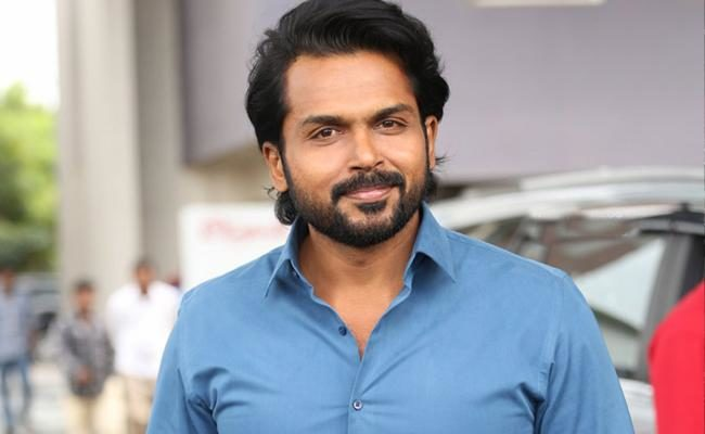 After Chiranjeevi, Now Pawan Kalyan For Karthi