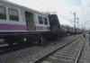 Kacheguda Mmts Accident: Loco Pilot Stuck In Between Two Engines
