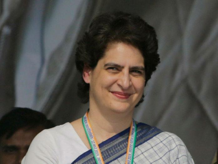 Priyanka Gandhi Supports Bjp In Ayodhya Verdict