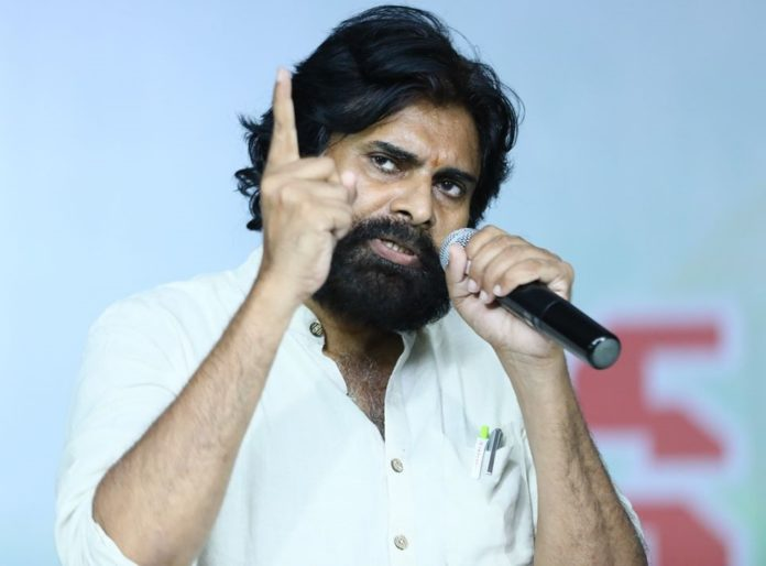Ap Capital: Netizens Agree With Pawan Kalyan