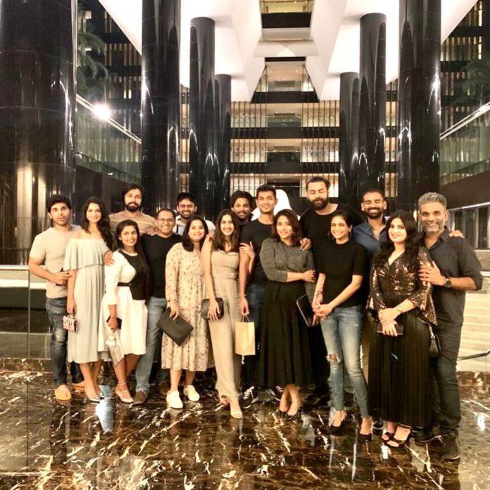 Photo Moment: Mega Family At Amb Cinemas