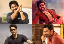 January First Week, Tollywood Busy With Events
