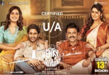 Censor Talk: Venky Mama Censor Formalities Completed