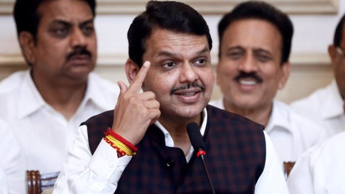 Fadnavis Appointed As Opposition Leader