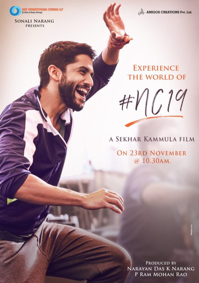 Sekhar Kammula's 'love Story' Gets A Release Date