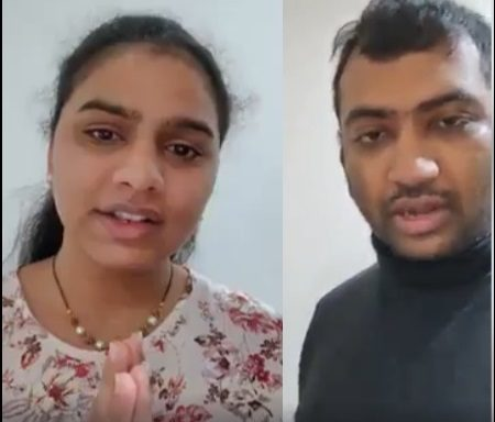 Hyderabad Couple Admits Fault, Apologizes Police