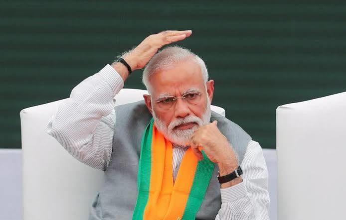 Modi Eyes On Amaravati Farmers Protest